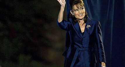 Sarah Palin's fashion