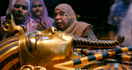 King Tut: Did he spontaneously combust?