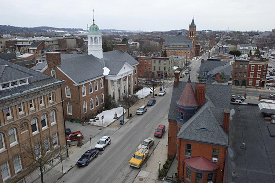 York Pennsylvania - The Christian Science Monitor