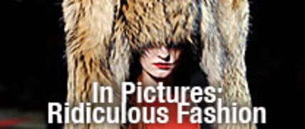 Fashion: Take the ridiculous with the stylish