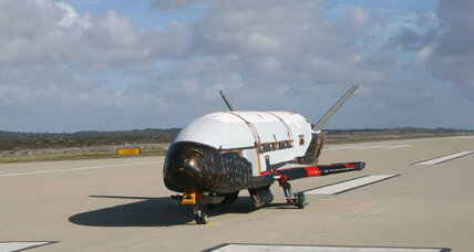 The X-37 space plane