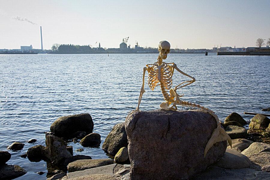 картинки море скелеты сделать