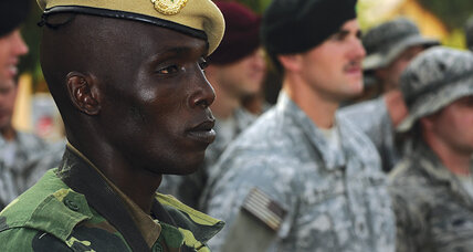 US military in Africa faces uncertain year after Benghazi, sequestration