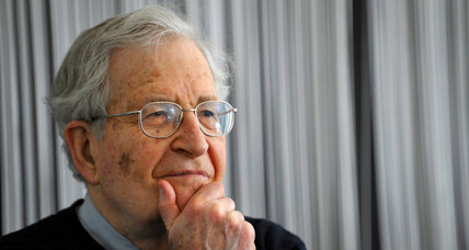 Banned by Israel: Noam Chomsky, and who else?