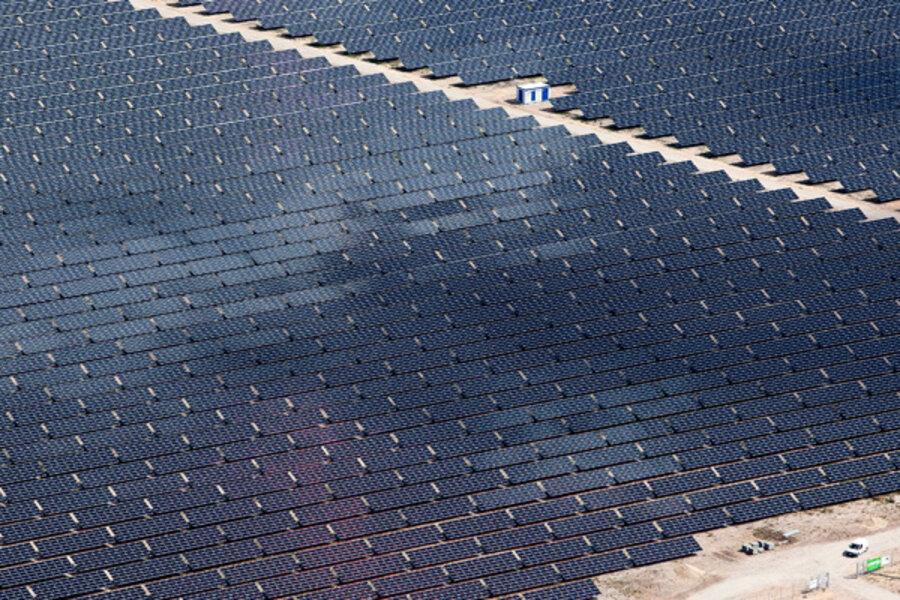 Solar Power Harnessing The Sun S Energy The Christian