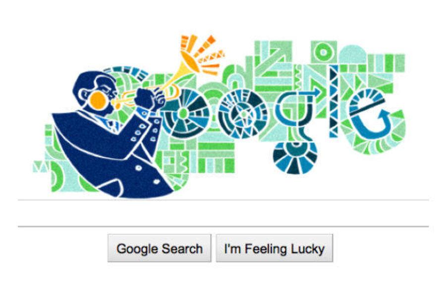 google s doodles csmonitor com