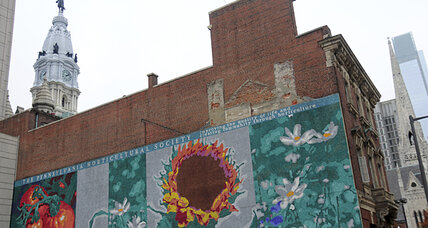 Philadelphia: The City of Murals