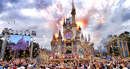 Have Disney's theme parks become playgrounds for the rich?
