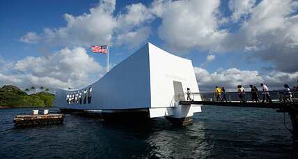 Pearl Harbor remembered