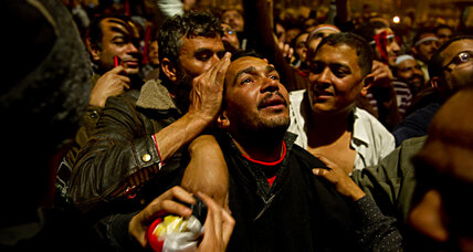 Exclusive Monitor photos of Egypt's turmoil
