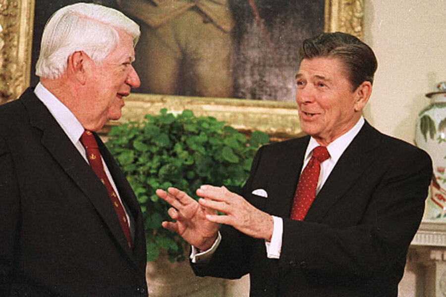 major accomplishments of president ronald reagan essay