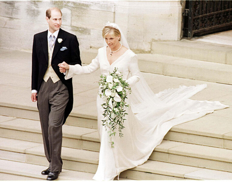 Ed redmayne wedding
