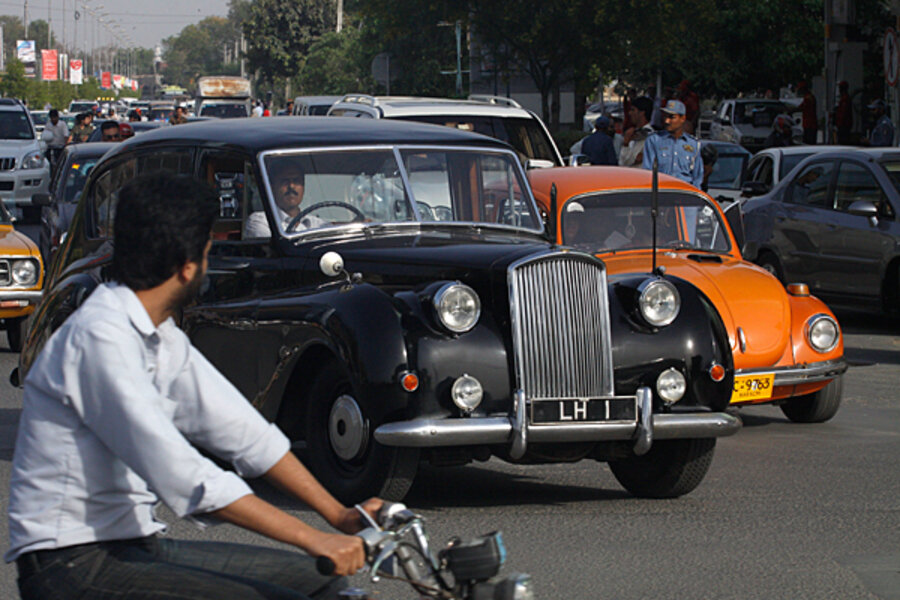 Vintage and classic cars - The Christian Science Monitor - CSMonitor.com
