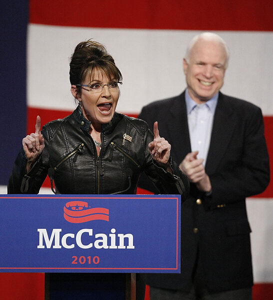 Mccain Daughter: Sarah Palin's Memorable Moments