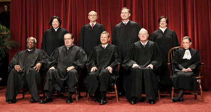 Who's who on the US Supreme Court