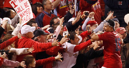 Fan frenzy: World Series 2011