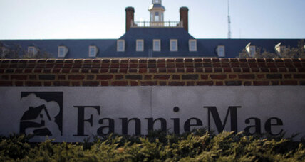 Forgiving mortgage loans would save taxpayers money, say Fannie Mae papers