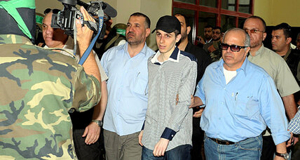 Gilad Shalit released