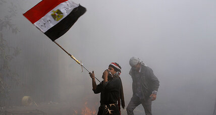 Arab autumn: Tahrir Square clashes