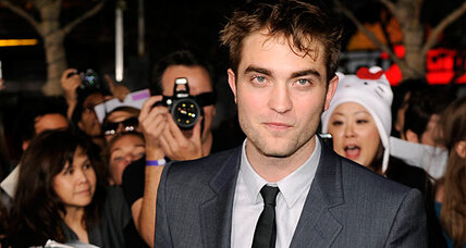 Twilight: Breaking Dawn movie premiere
