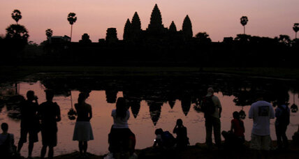 Ancient City of Angkor may have been ruined by drought