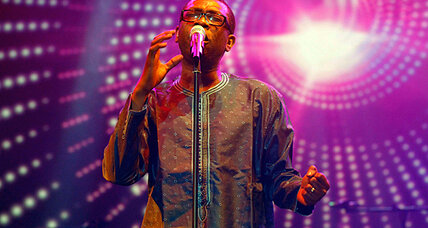 Youssou N'Dour - the singer - takes on Senegal's long-serving president