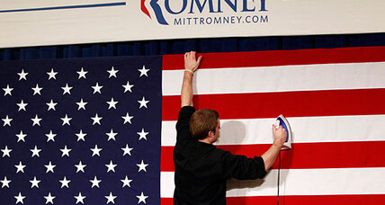 Iowa caucus results: For Romney, what constitutes a win?