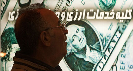 Why Iran's currency dropped to worst low in two decades