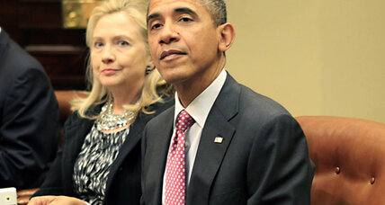 Predicted 2012 Democratic ticket: Obama-Clinton