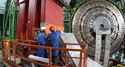 'Job creating' particle accelerators?
