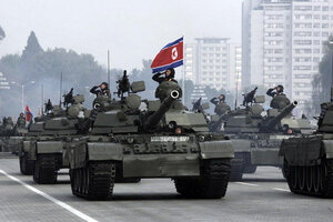 North Korea military has an edge over South, but wouldn't win a ...