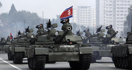North Korea military has an edge over South, but wouldn't win a war, study finds