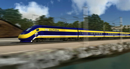 Did $98.5 billion high-speed rail project just hit a wall in California?