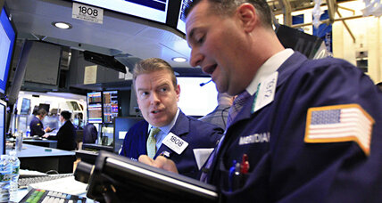 Stocks quiet, but gain for second straight day
