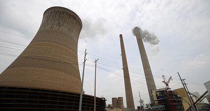 Carbon dioxide super-scrubber? Potential good news in global warming fight.