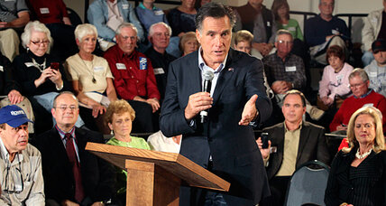 Mitt Romney aims to pull off an 'Iowa' in South Carolina