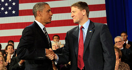 Recess appointee Richard Cordray ready to 'prove' worth of consumer bureau (+Video)