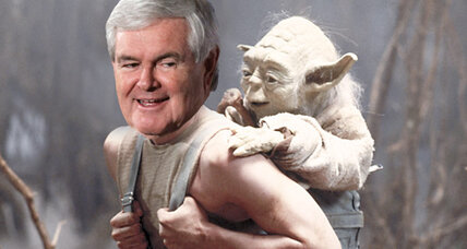 Newt Gingrich biggest geek in GOP primary race, says Scientific American