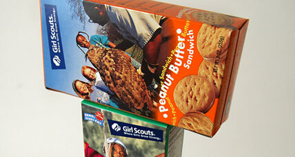 New Girl Scout cookie: Can 'Smiles' compete with Thin Mints?