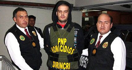 Joran van der Sloot murder trial in Peru postponed (+video)