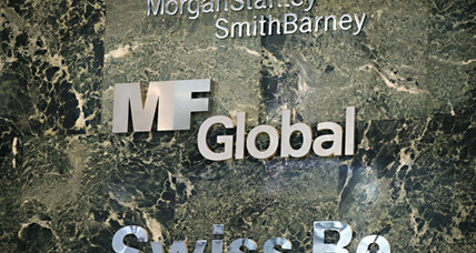 The last months of MF Global