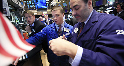 Good news on jobs fails to lift stocks