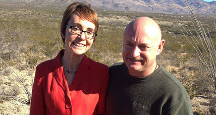 Gabrielle Giffords: amid somber tributes, questions about reelection grow