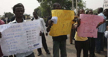 'Occupy Nigeria' emerges ahead of mass strike