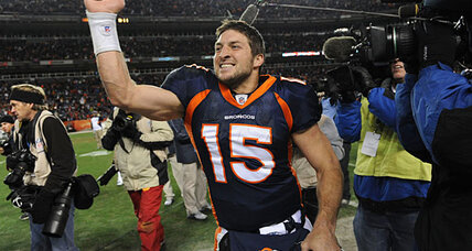Tim Tebow: Denver Broncos upset shows why he never needs to be great