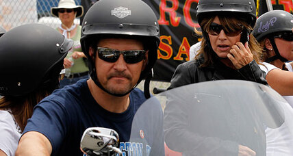 Todd Palin endorses Newt Gingrich. Is Sarah next?