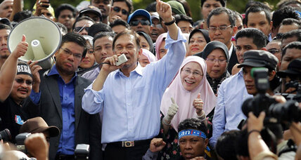 Malaysia opposition leader Anwar acquitted of sodomy charge