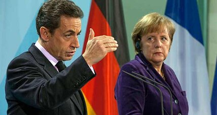 An end to cut, cut, cut? Merkel and Sarkozy agree to focus on growth.
