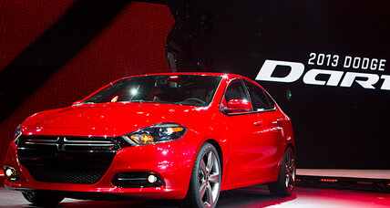 Dodge Dart returns at Detroit Auto Show, 36 years after ceasing production