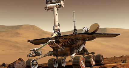 Long lived Mars rover picks prime spot to weather winter